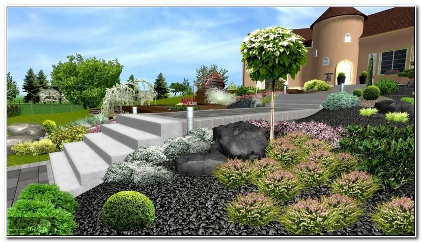 ÉLéGant Jardin Mineral Design