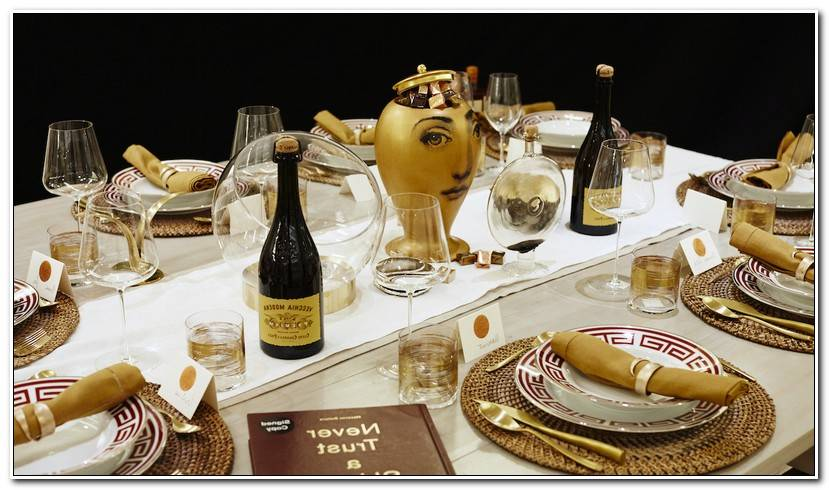 ÉLéGant La Table Du Chef