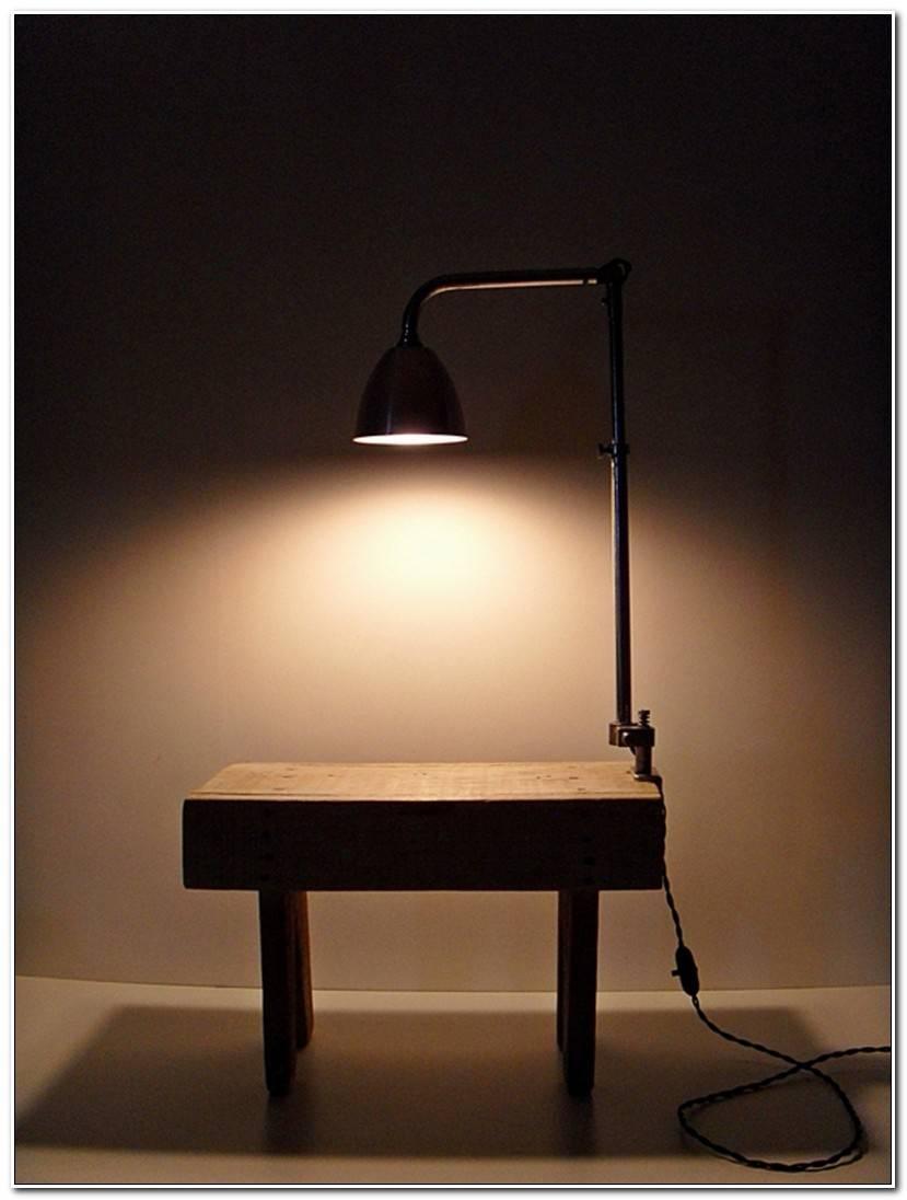 ÉLéGant Lampe De Bureau Architecte