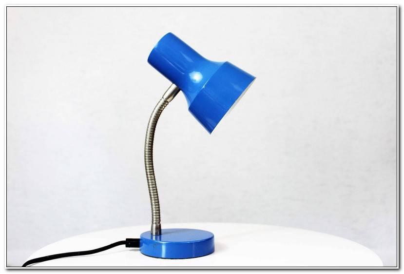 ÉLéGant Lampe De Bureau Jaune