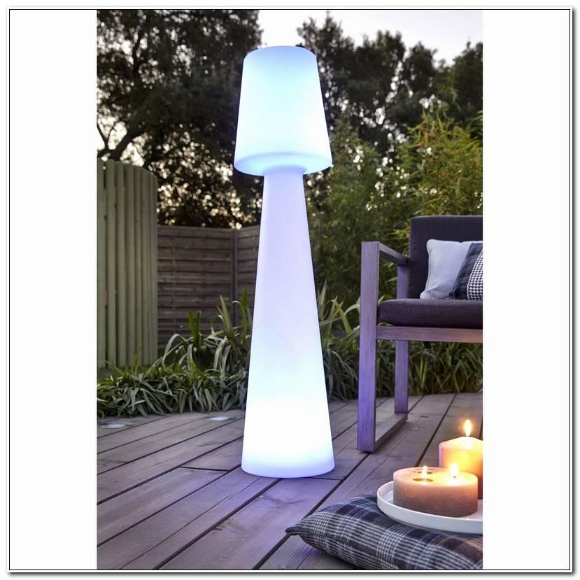 ÉLéGant Lampe Solaire De Table