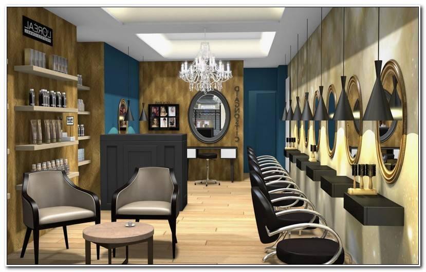 ÉLéGant Salon De Coiffure Moderne