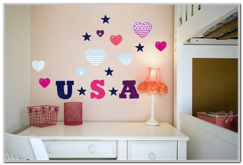 ÉLéGant Stickers Pour Chambre