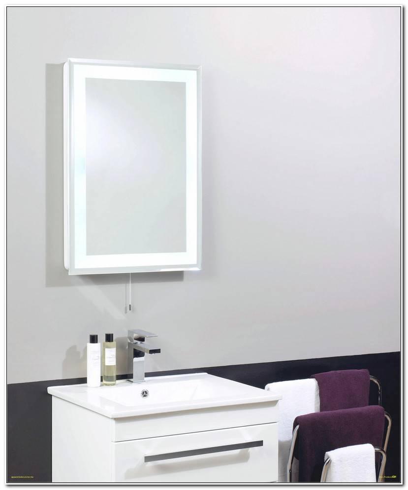 Élégant Miroir Armoire