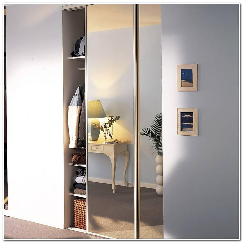 Élégant Miroir Pour Porte De Placard