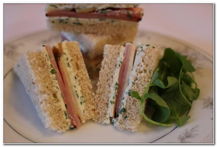 Élégant Salon Du Sandwich