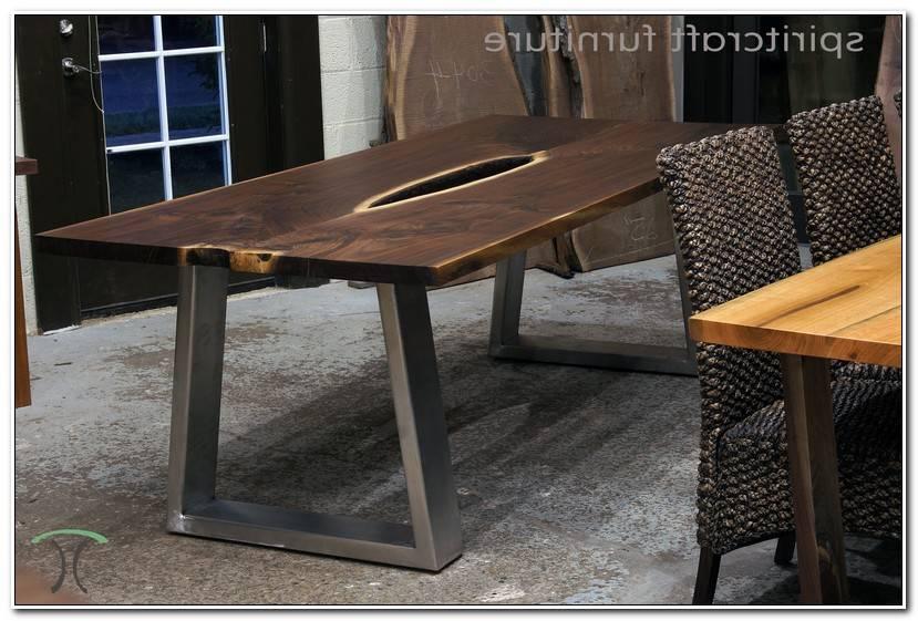 Élégant Table A Tapisser