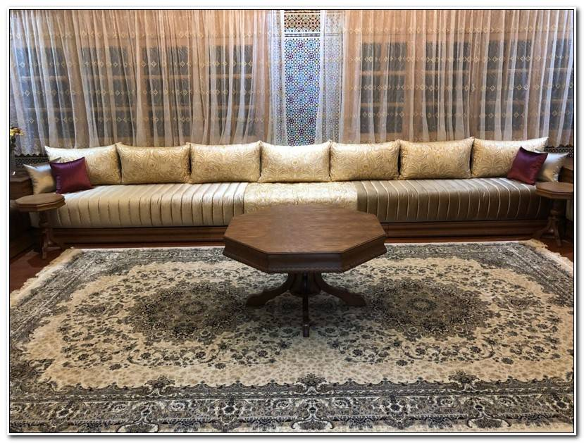 %C3%89l%C3%A9gant Table Salon Marocain