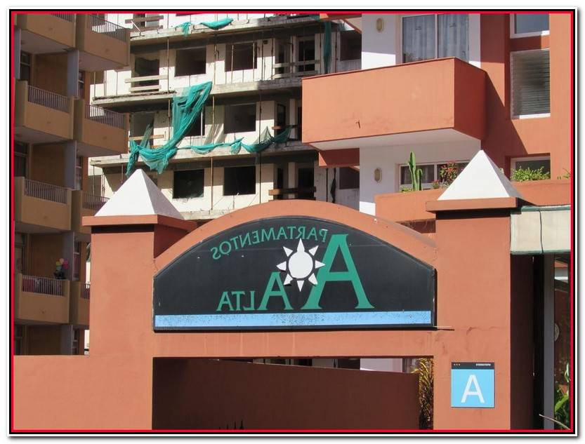 Único Apartamentos Alta Puerto De La Cruz Colección De Puertas Accesorios
