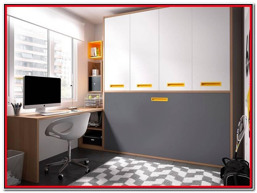 Único Dormitorios Con Camas Abatibles Fotos De Cama Ideas