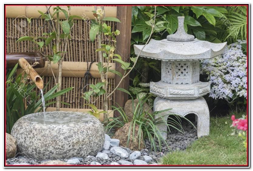 %C3%9Anico Fuentes De Jardin Rusticas Imagen De Jard%C3%ADn Estilo 1