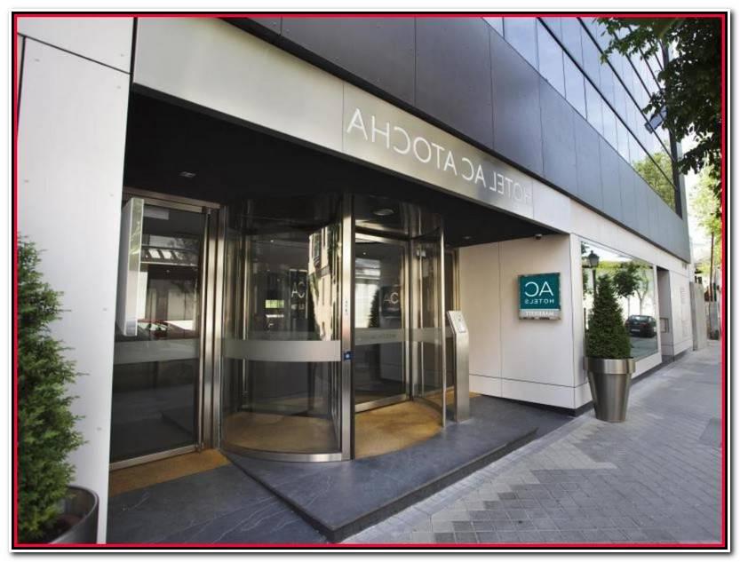%C3%9Anico Hotel Puerta De Atocha Fotos De Puertas Idea 1