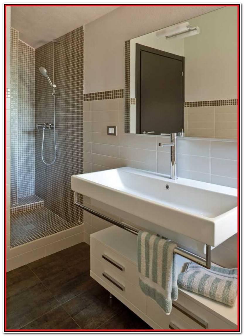 Único Lavabo Baño Pequeño Colección De Baños Accesorios