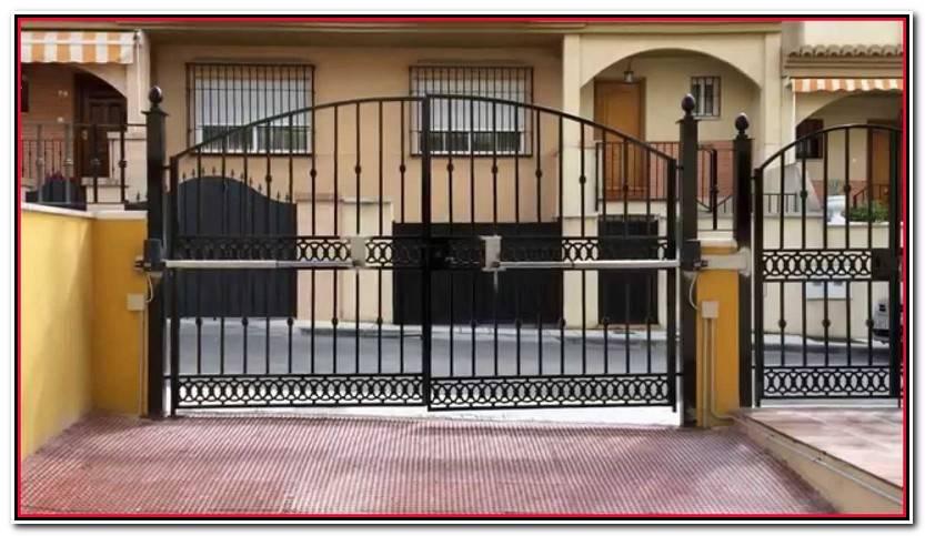 Único Motores Para Puertas Abatibles Fotos De Puertas Idea