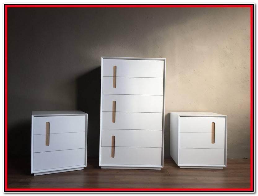 Único Mueble Lacado Blanco Colección De Muebles Decoración