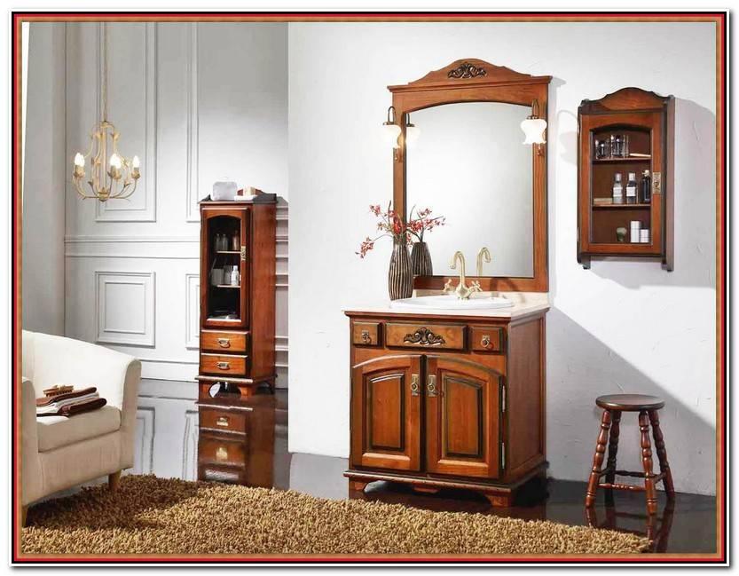 Único Muebles De Baño Rustico Fotos De Muebles Decorativo