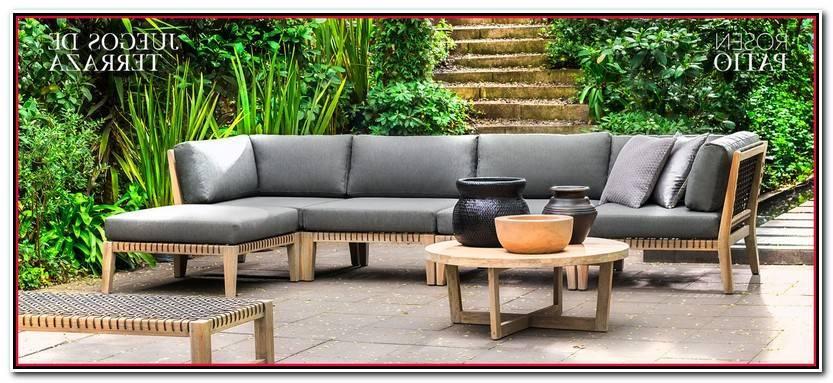 Único Muebles De Terraza De Segunda Mano Colección De Muebles Decorativo
