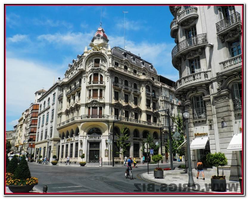 %C3%9Anico Parking Plaza Puerta Real En Granada Imagen De Puertas Decoraci%C3%B3n