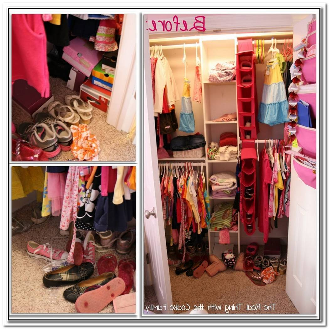 10 Ideas For The Most Organized Kids Closet