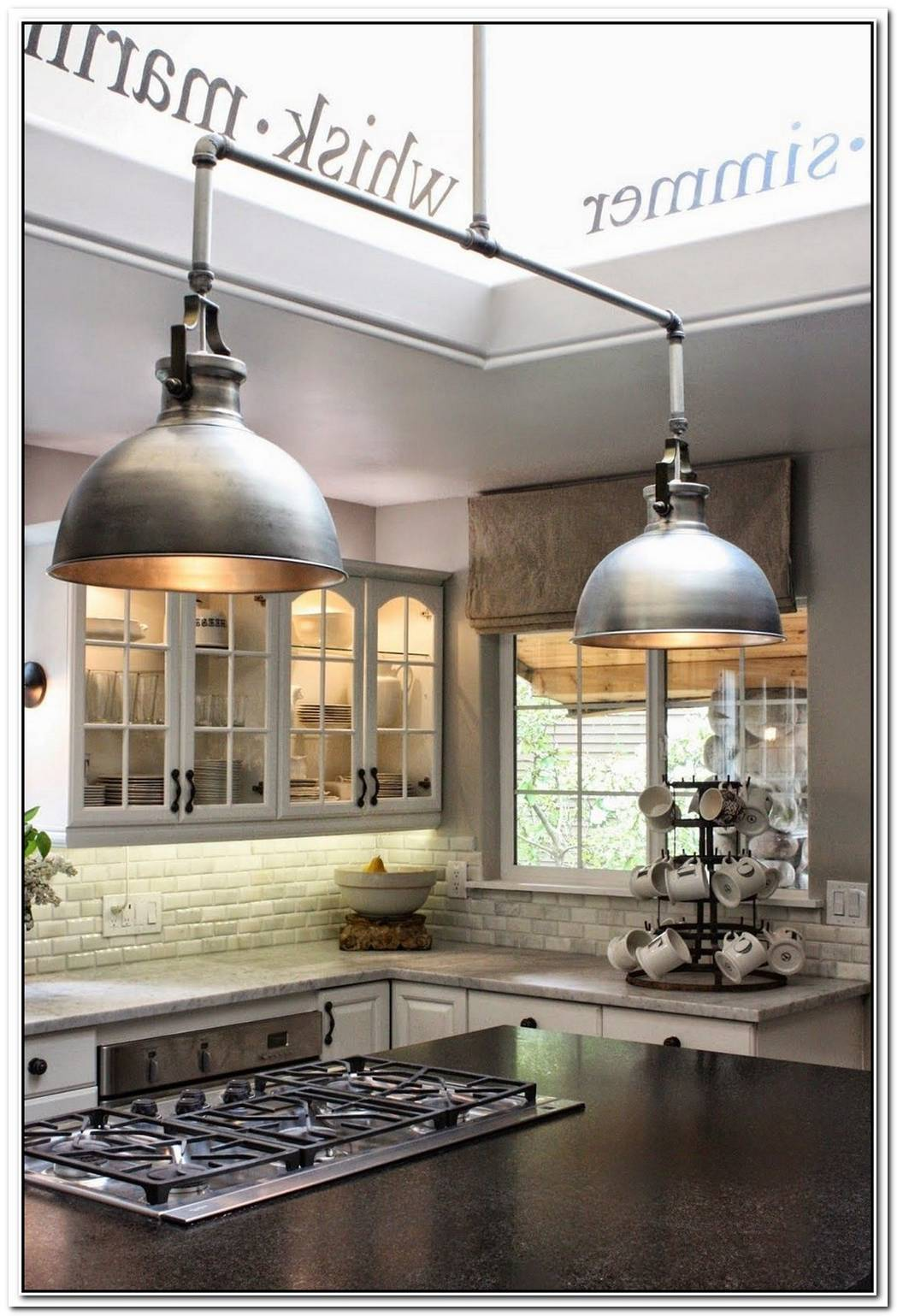 10 Industrial Kitchen Island Lighting Ideas For An Eye Catching Yet Cohesive Décor
