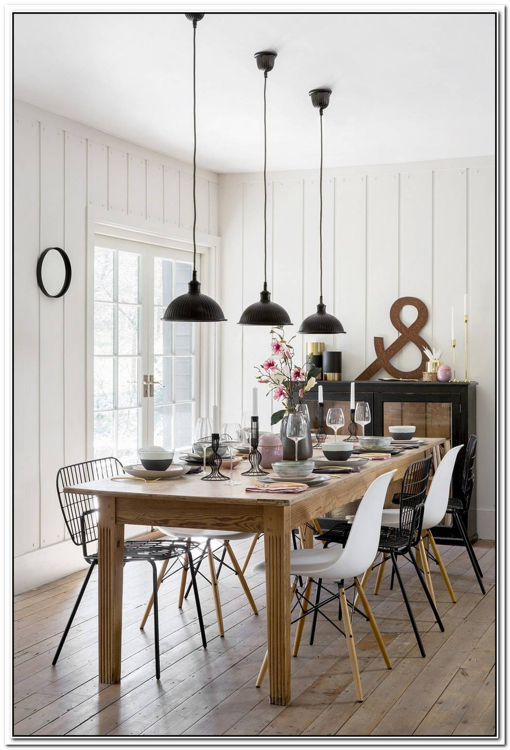 10 Modern Dining Room Ideas That Are Dinner Party Ready