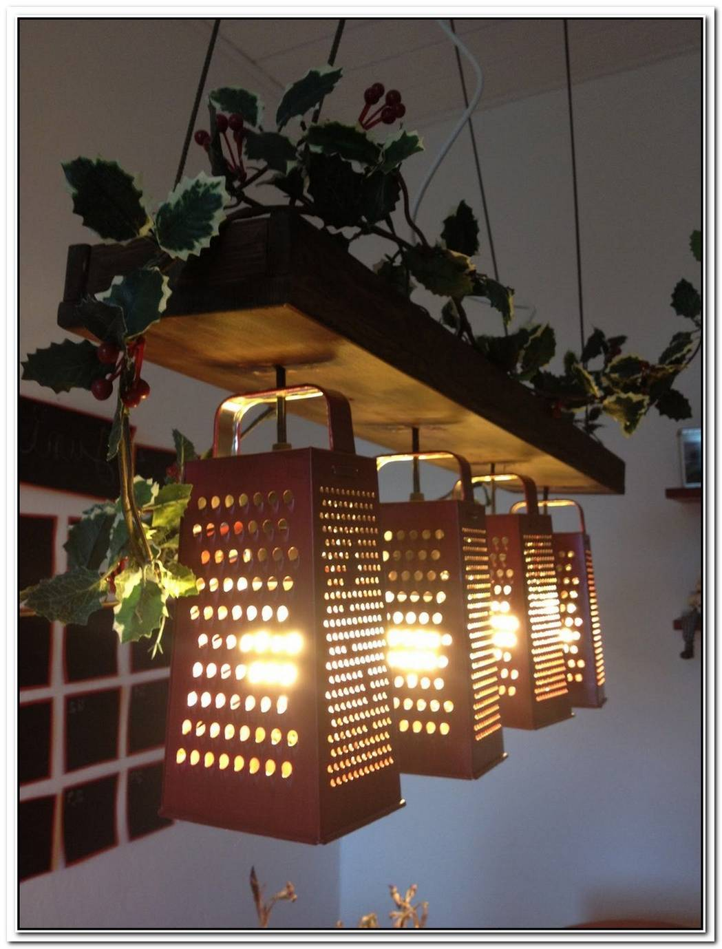 10 Recycling Light Designs