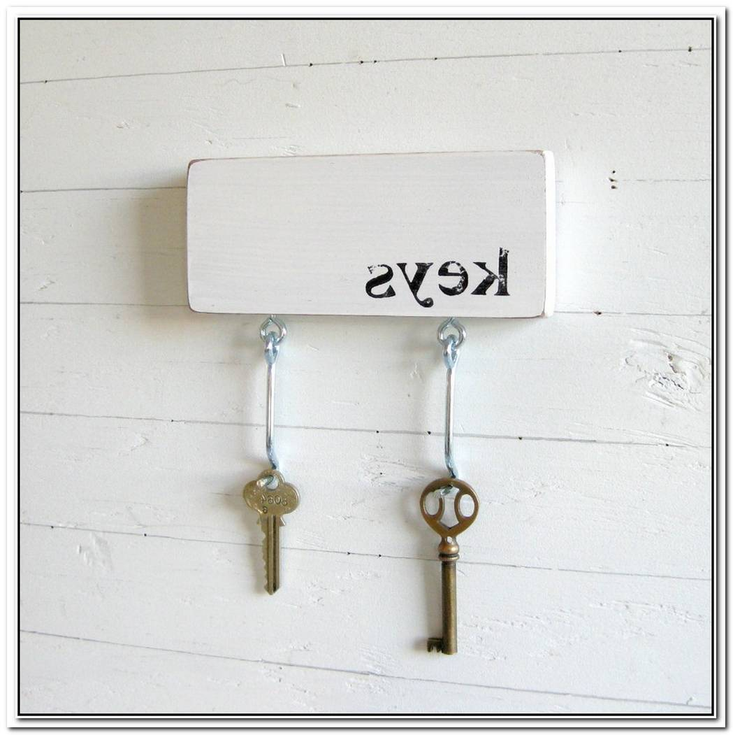 10 Stylish Key Racks For The House
