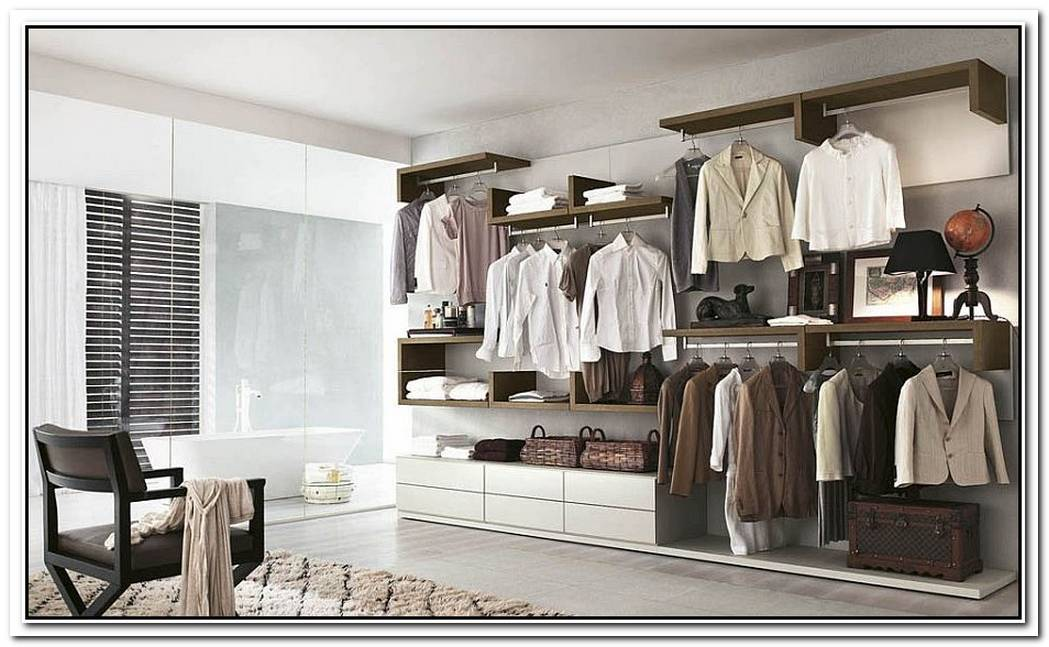 10 Stylish Open Closet Ideas For An OrganizedTrendy Bedroom