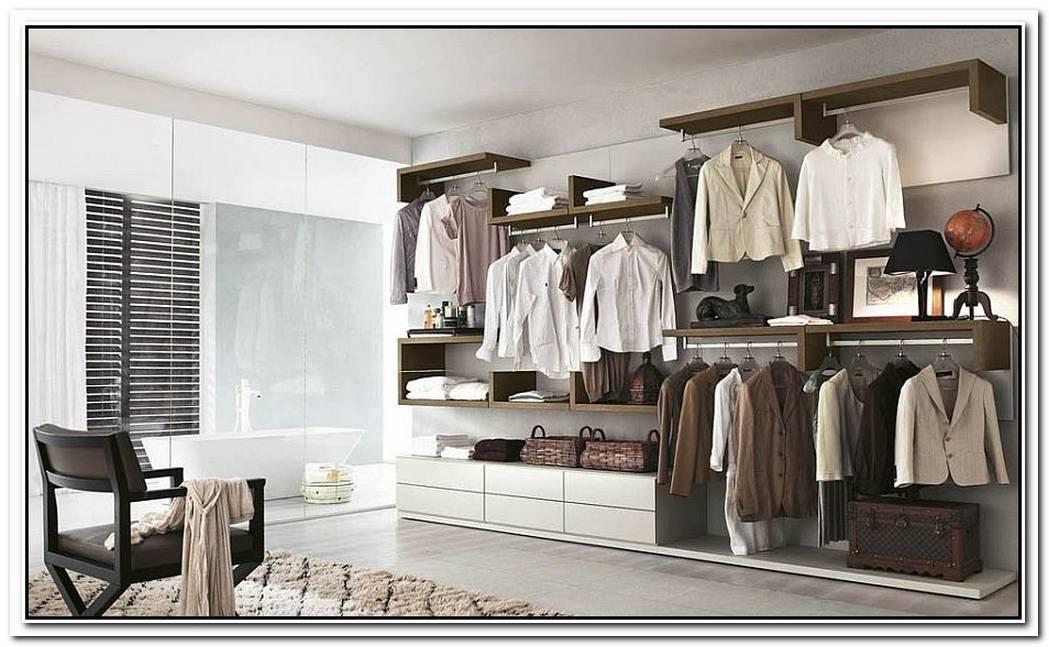 10 Stylish Open Closet Ideas For An OrganizedTrendy Bedroom