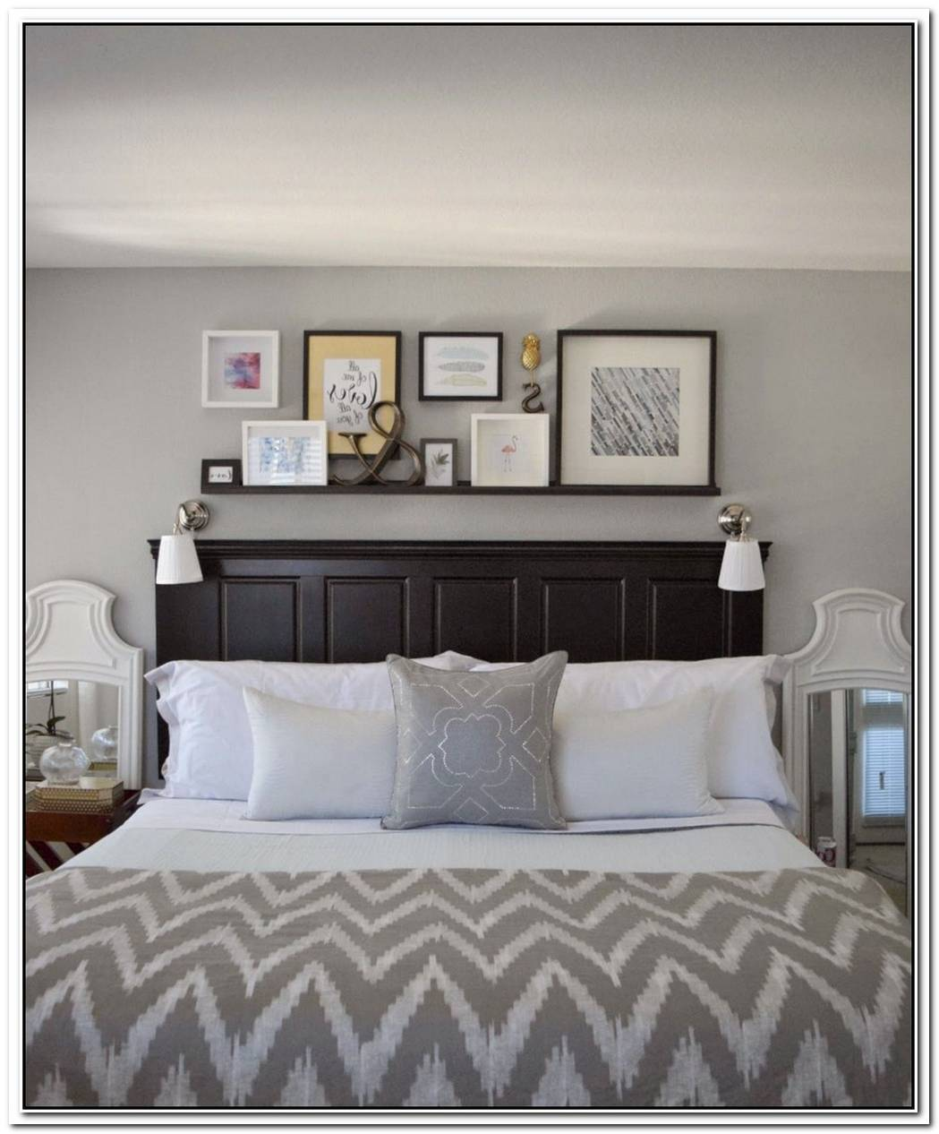 10 Things To Do With The Empty Space Over Your Bed