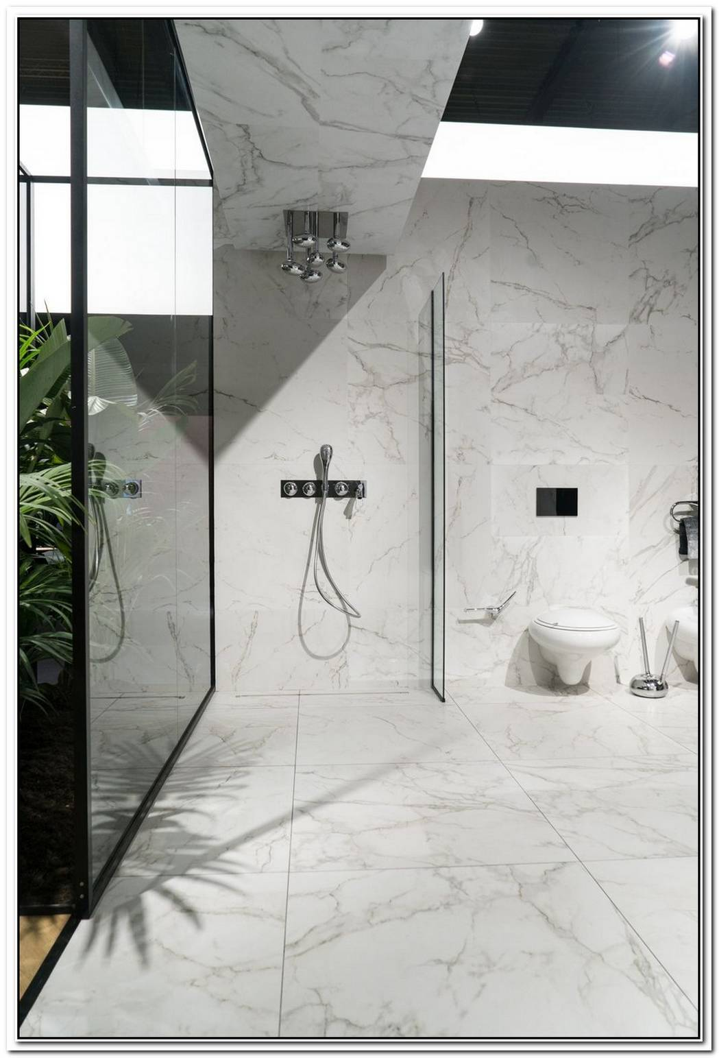 10 Ways To Design A Marble Bathroom From A Modern Perspective