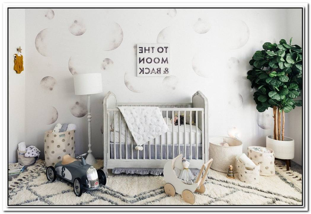 10 White Nursery Ideas That We Can'T Take Our Eyes Off Of