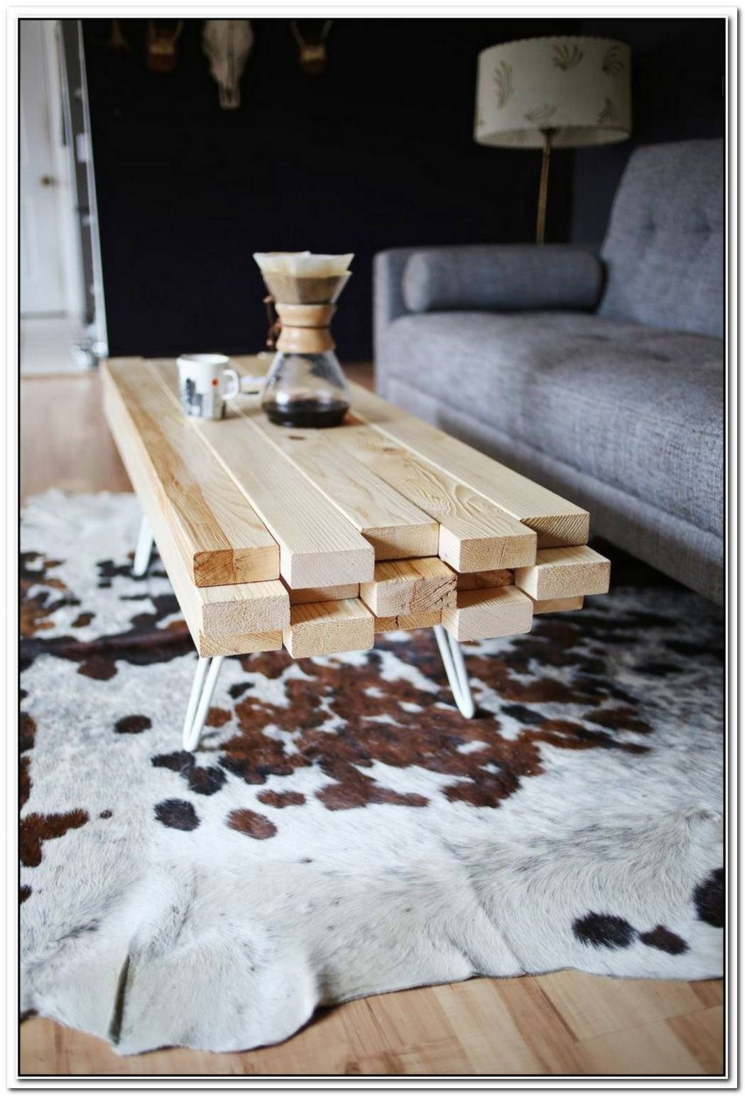 10 Wood Coffee Table Designs With Diy Flavor