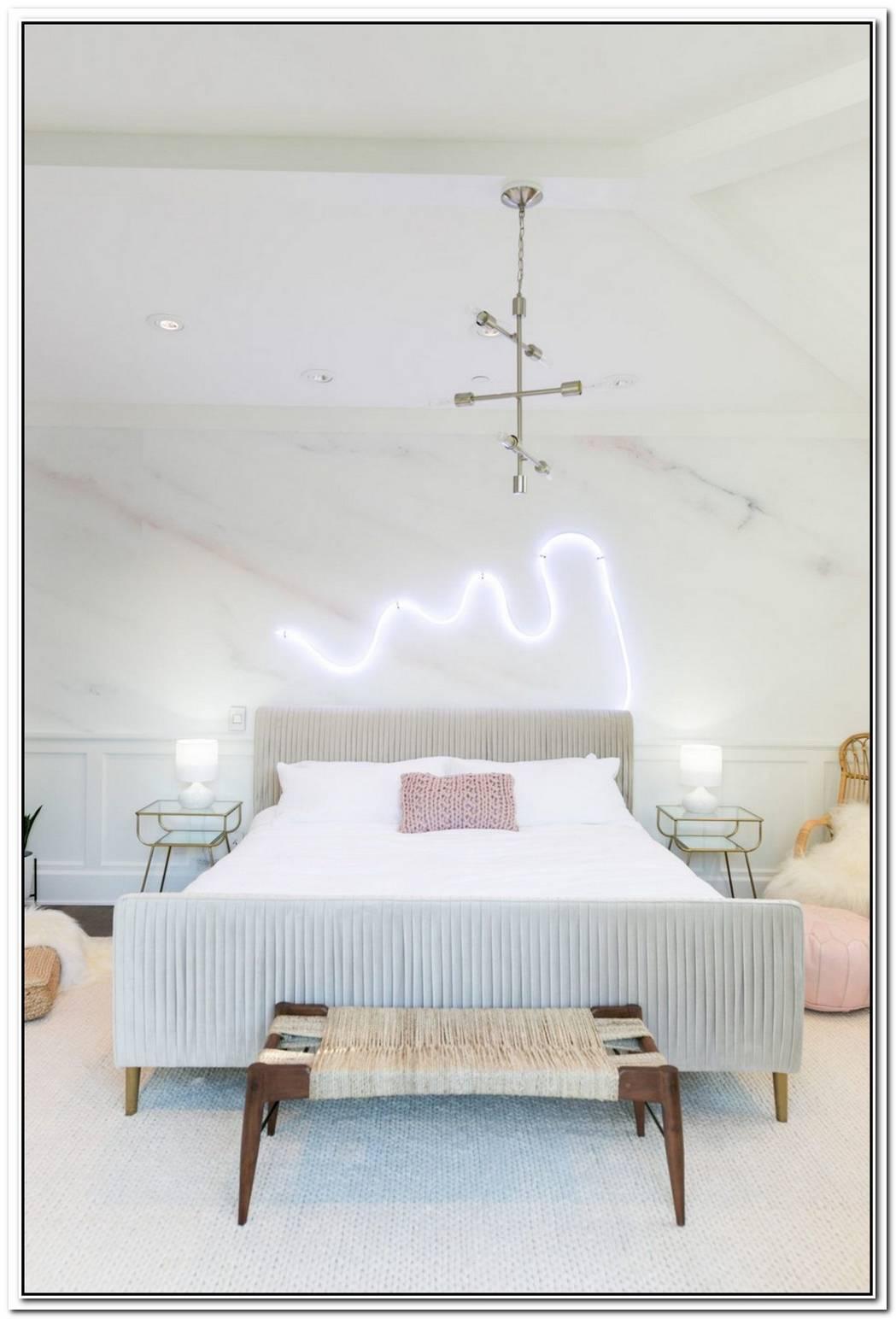 11 Clever Bedroom Lighting Ideas
