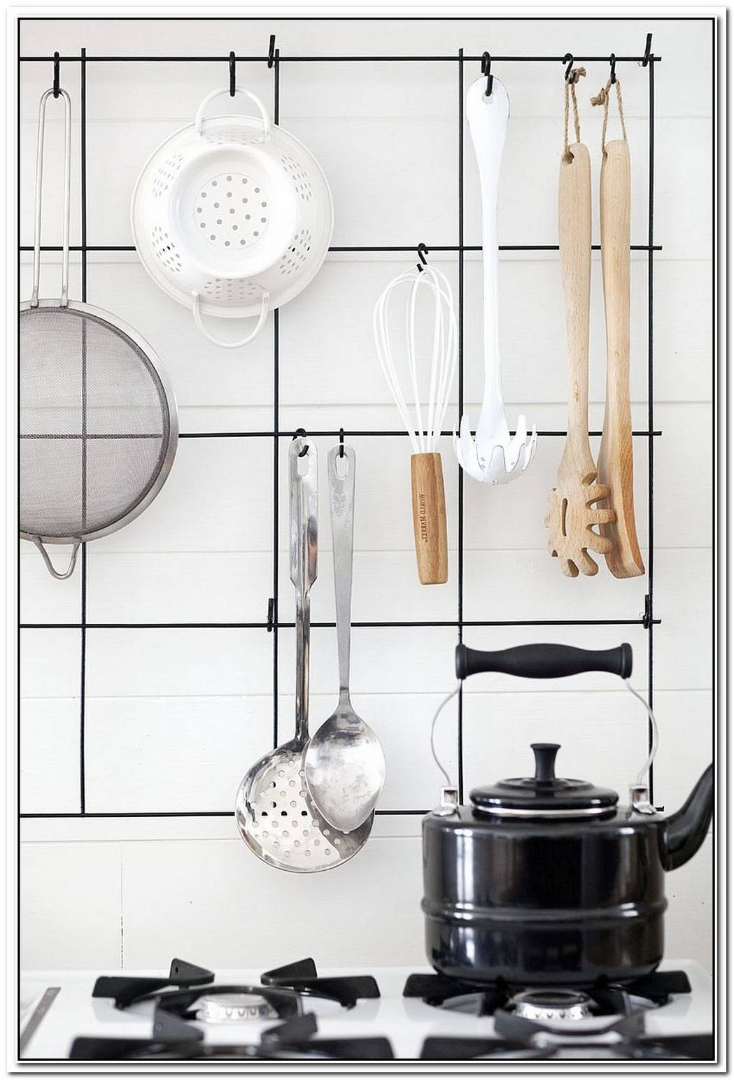 11 DIY Storage Ideas For The Small And SpaceSavvy Kitchen