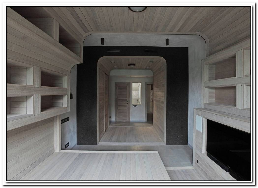 110 Sqm Oak Tube Apartment