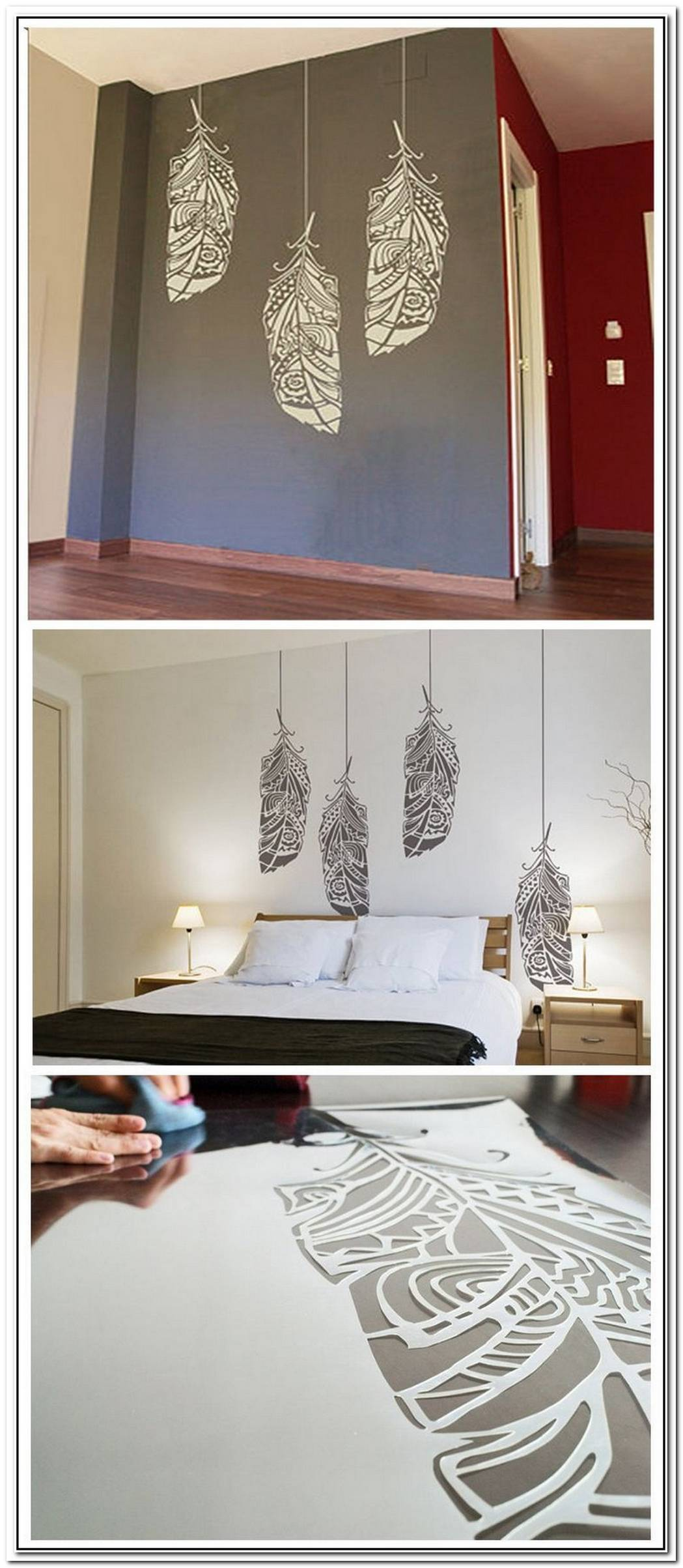 12 Awesome Wall Art Ideas To Make Your Home More Interesting