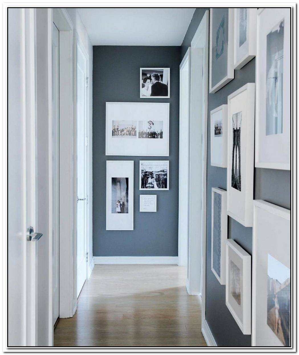 12 Brilliant Small Hallway Ideas