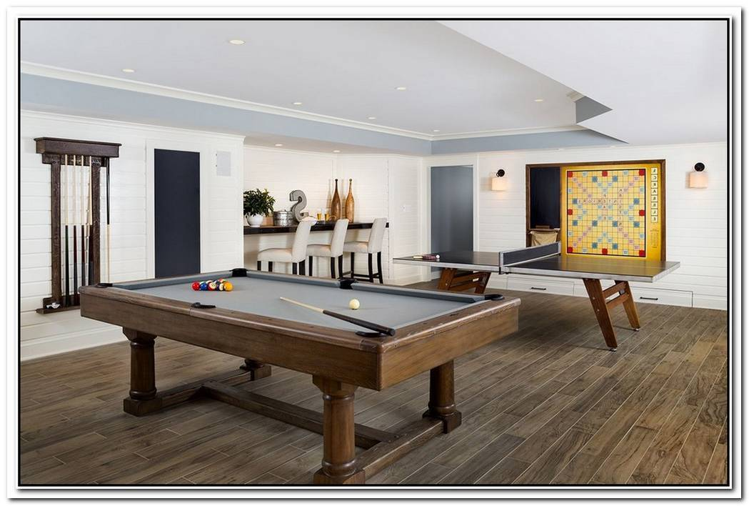 12 Fantastically Fun Game Room Ideas