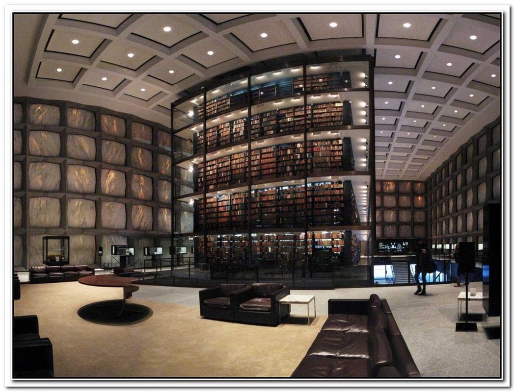12 Modern Architecture Libraries Around The World