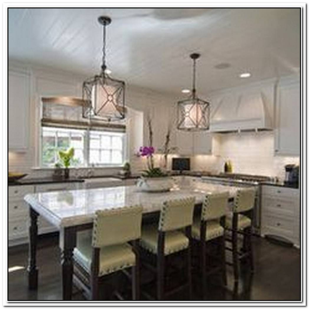 13 Pendant Lights For Your Kitchen Island