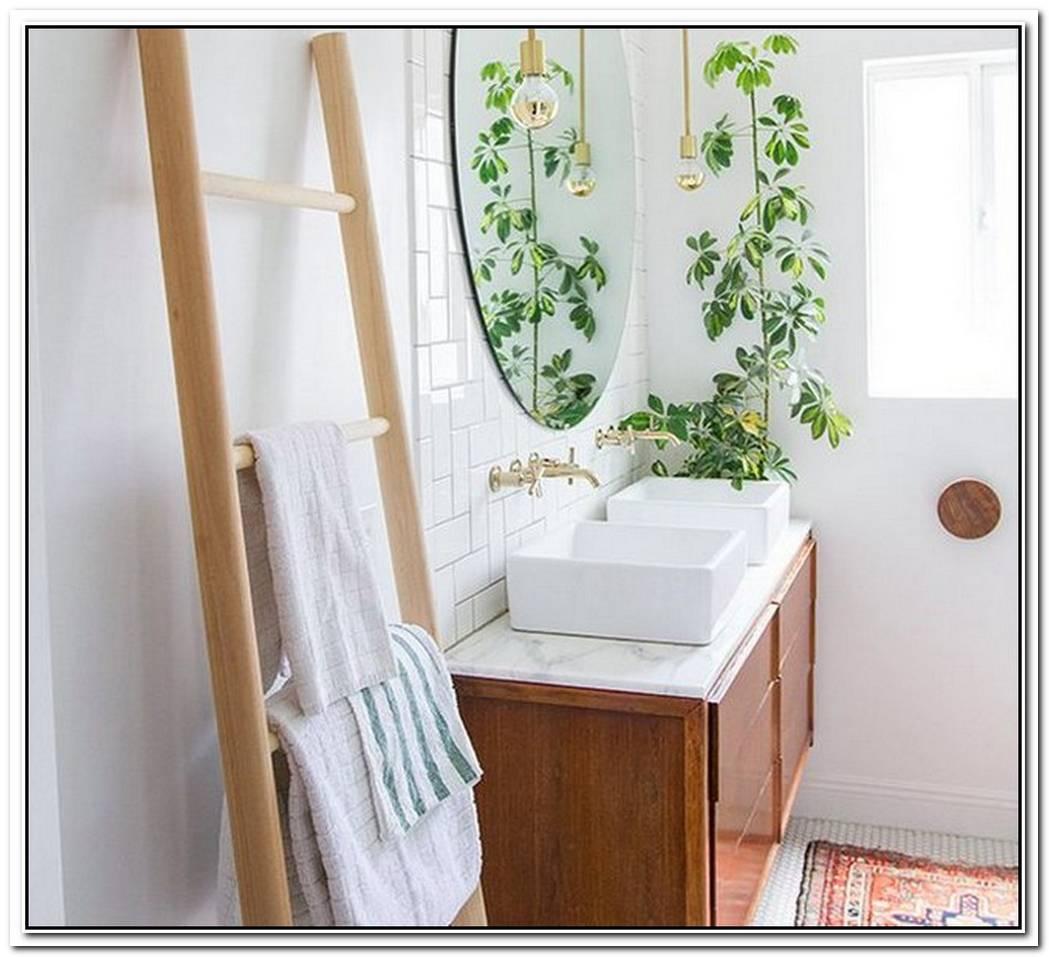 13 Ways To Do Storage In A Small Bathroom