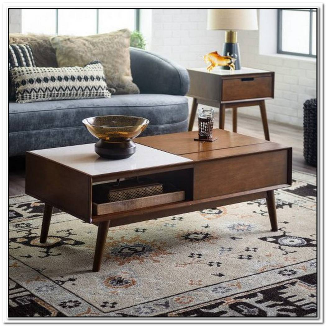 14 Affordable Midcentury Style Coffee Tables