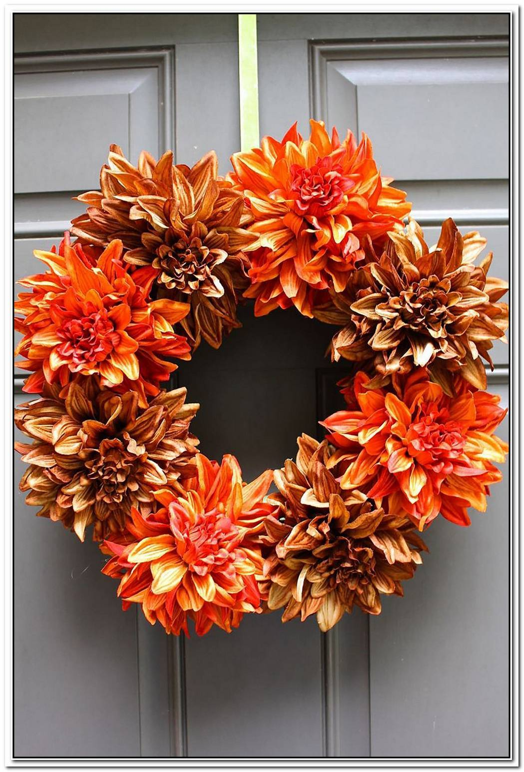 14 Fall Wreaths To Welcome Your Guests