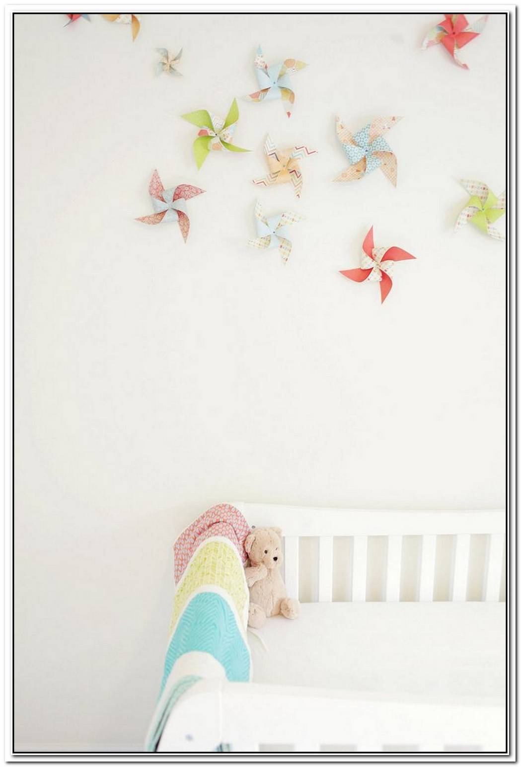 14 Ideas For Creative Nursery Wall Art