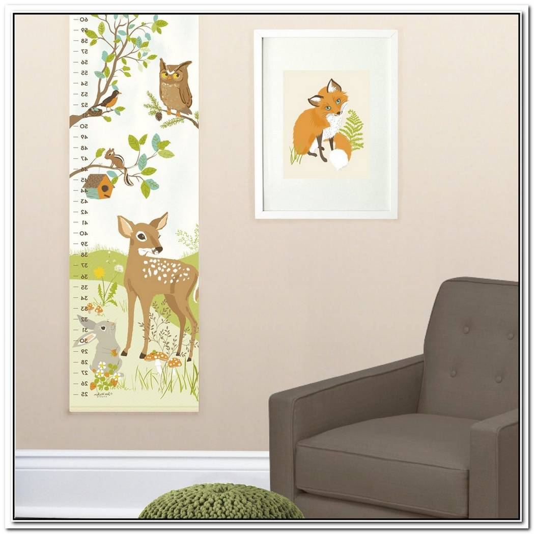 15 Beautiful Wall Decals For Children