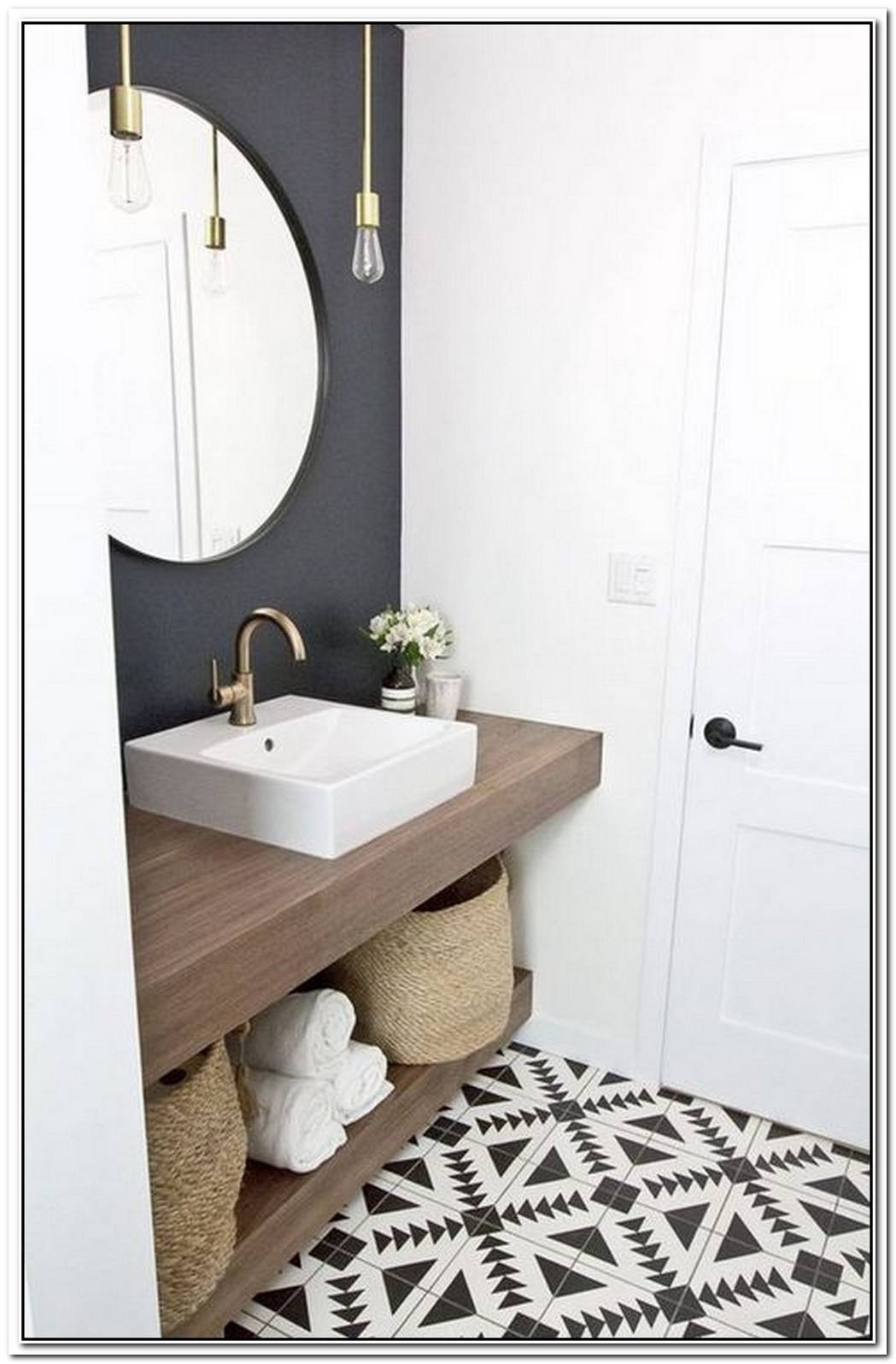 15 Gorgeous Modern Bathroom Design Ideas