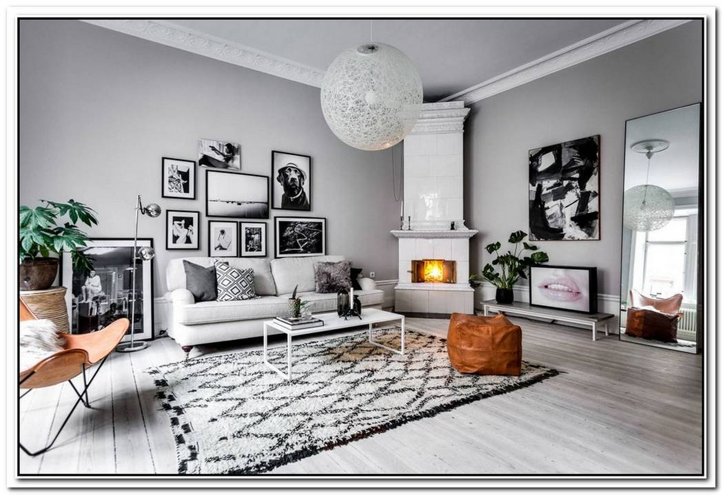 15 Living Rooms To Help You Master Scandinavian Design