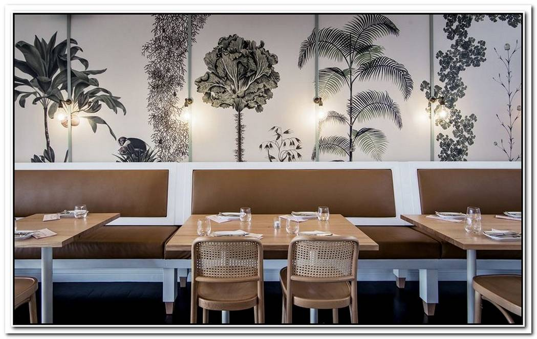 15 Restaurants With Inspo Worthy Wallpaper You'Ll Want To Steal For Your Home