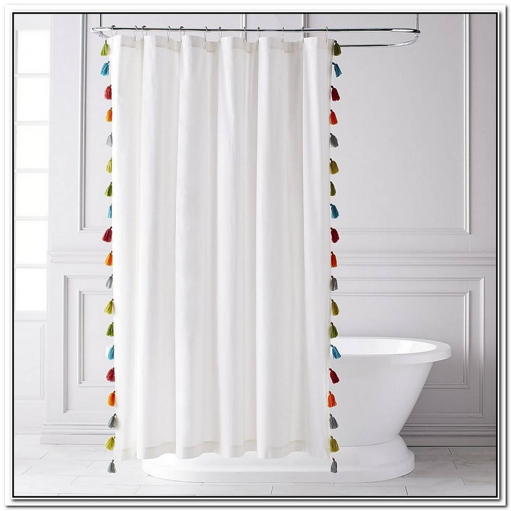 15 Unique And Affordable Shower Curtains